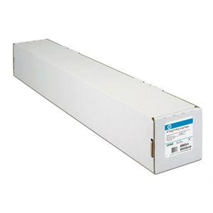 HP Bright White Inkjet papper - 420 mm x 45,7 m (16,54 tum x 150 fot) (Q1446A)