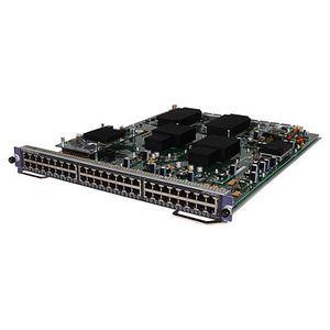 Hewlett Packard Enterprise 12500 48-port Gig-T LEC