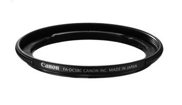 FA-DC58C FILTER ADAPTER FOR POWERSHOT G1 X ACCS