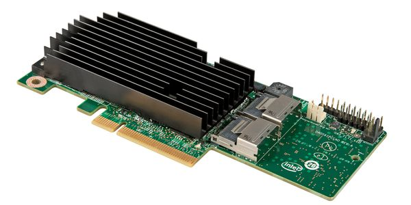 RMS25PB040 PCIe card form factor