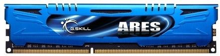 8GB DDR3-1600 2x4GB Kit Ares blue, CL9