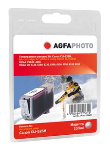 AGFAPHOTO CLI-526 M magenta with chip (APCCLI526MD)