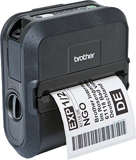 P-Touch RJ-4040 lableprinter