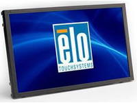 ELO 2244L, 22-inch Wide LCD, IntelliTouch,  USB Controller,  Clear Glass, DVI