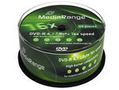MediaRange DVD-R 4,7GB 50pcs Spindel 16x