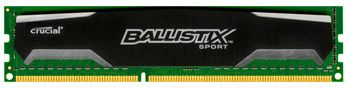 CRUCIAL DDR3 8GB 1600Mhz (BLS8G3D1609DS1S00)