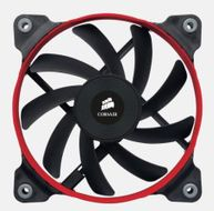 Fan, AF120, high flow 120 x 25, 3 pin, Dual pack