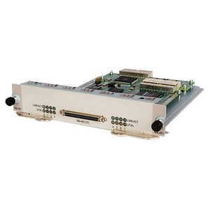 Hewlett Packard Enterprise MSR 8-port E1 IMA (75ohm) FIC Module (JF278B)