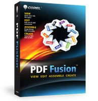 COREL PDF FUSION V1 LIC (11-25) IN