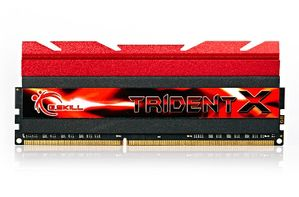 DIMM 8 GB DDR3-2400 Kit (F3-2400C10D-8GTX,  Trident