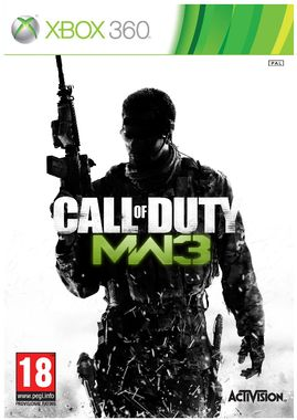 Call of Duty - Modern Warfare 3 - XBOX 360