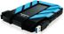HD710 Dashdrive 1TB HDD extern 6,4cm 2,5i Blue Waterproof (AHD710-1TU3-CBL)