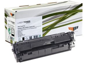MM Black Laser Toner (Q2612A