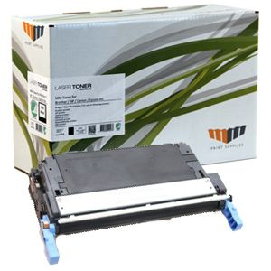 MM Black Laser Toner (Q6460A)