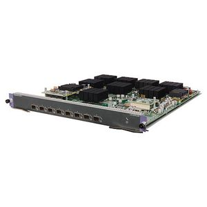 Hewlett Packard Enterprise 12500 8-port 10GbE SFP+