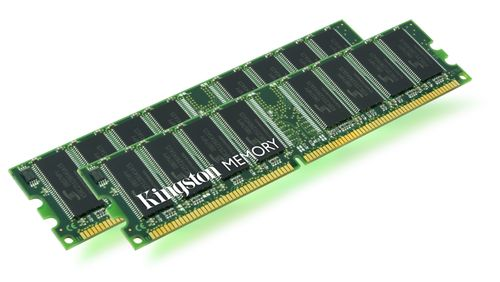 KINGSTON Minne - 1 GB - DIMM 240-pin - DDR II - 800 MHz - CL6 - ej buffrad (KTH-XW4400C6/1G)