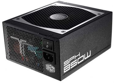Silent Pro Hybrid 850W fully modular PSU with integrated dual 7V fan ports 5.25? Control Panel 200W fanless PSU 80+Gold