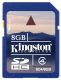 KINGSTON Minneskort Kingston SD 8GB