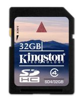 Minneskort Kingston SD 32GB