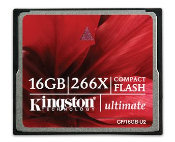 CompactFlash/ 16GB Ultimate 266 x Speed