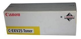 Yellow Toner Cartridge C-EXV 25