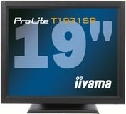 "IIYAMA ProLite 19"" Touch T1931SR-B1 1280x1024,  5ms, 900:1 with touch panel, VGA/ DVI/ USB/  RS232C"