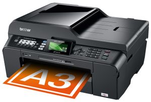 BROTHER MFC-J6510DW A3 Inkjet alt-i-1