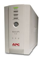 APC BACK-UPS 500CS 500VA 300W IN (BK500EI)