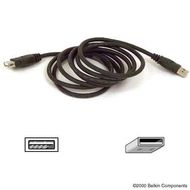 BELKIN USB A EXTENSION CABLE  UK (F3U134B06)