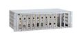 ALLIED TELESYN 12 Slot Media Converter rackmount chassis with -48 Volt DC Power Supply