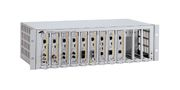 ALLIED TELESYN ALLIED 12 slot media converter rackmount chassis with redundant power option