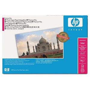 HP Premium Plus sateng fotopapir,