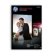 Premium Plus High-gloss Photo Paper - 25 ark/10 x 15 cm uten kanter