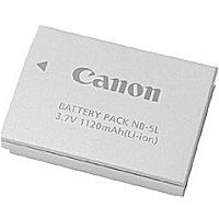 Canon NB-5L Battery LiIon