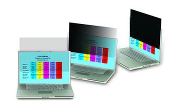 "Privacy filter t/ notebook & TFT 15"""" widescreen"