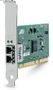 ALLIED TELESYN GIGABIT ETHERNET FIBER ADAPTER CARD PCI-X