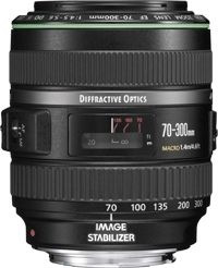 LENS EF 70-300DO IS USM (OTH) NS
