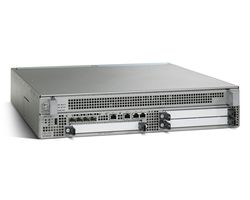 ASR1002 CHASSIS 4 BUILT-IN GE DUAL P/S 4GB DRAM
