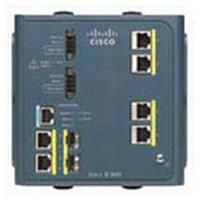 CISCO IE 3000 Switch 4 10/100 + 2 T/SFP (IE-3000-4TC $DEL)