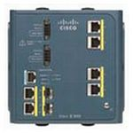 INDUSTRIAL ETHERNET SWITCH 4PORTS+ 2 T/SFP UPLINKS