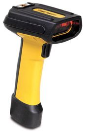 POWERSCAN PD7130 YELLOW/ BLACK RS232 KIT IN