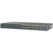 CISCO CATALYST 2960 PLUS 24 10/100 (8 POE) + 2 T/SFP LAN LITE       EN CPNT (WS-C2960+24LC-S)