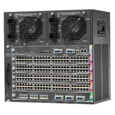 4506-E CHASSIS TWO 24G POEP CATX EN