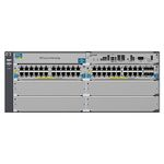 Hewlett Packard Enterprise 5406-44G-PoE+-4SFP zl Switch