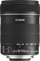 CANON EF-S 18-135 MM F/3,5-5,6
