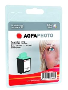 AGFAPHOTO Lexmark No. 60 color (APL60C)