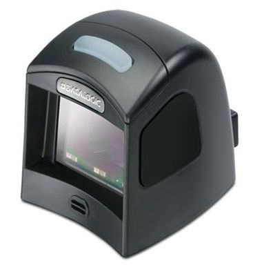 MAG 1100I  BLACK  NO BUTTON RS232  SCANNER ONLY  2D IN