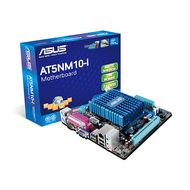 MB AT5NM10-I ATOM D510 NM10 DDR2 PCI SATA AUDIO MINIITX RETAIL