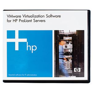 Hewlett Packard Enterprise VMware vCenter AppSpeed for 25 Virtual Machines Bundle 1 year 9x5 Support E-LTU (TD385AAE)