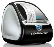 450 LabelWriter black/ silver
